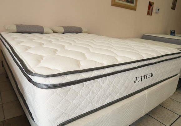 Jupiter Pillowtop King Size Mattress
