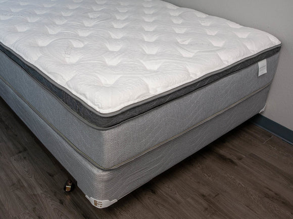 Nature's Impression Luxury Hybrid King Mattress