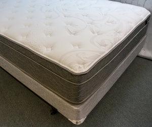 Florence Serene Sleep Luxury Soft King Size Hybrid Mattress