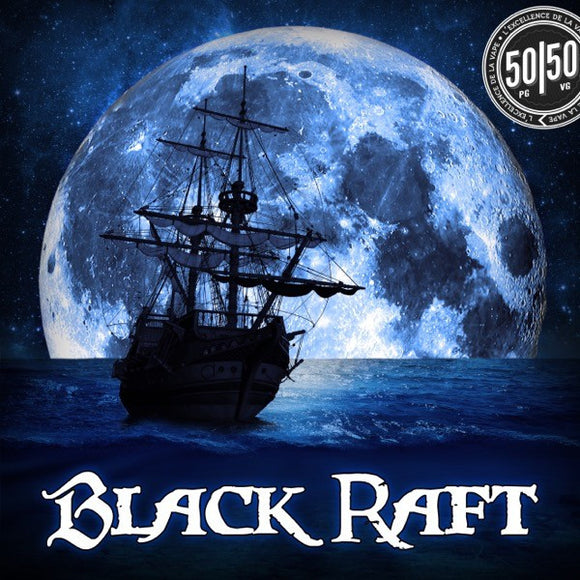 Dark Story 50/50 - BLACK RAFT
