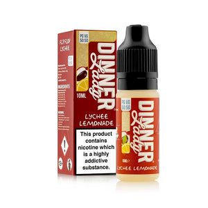 Dinner Lady - Ice Lychee 10ml