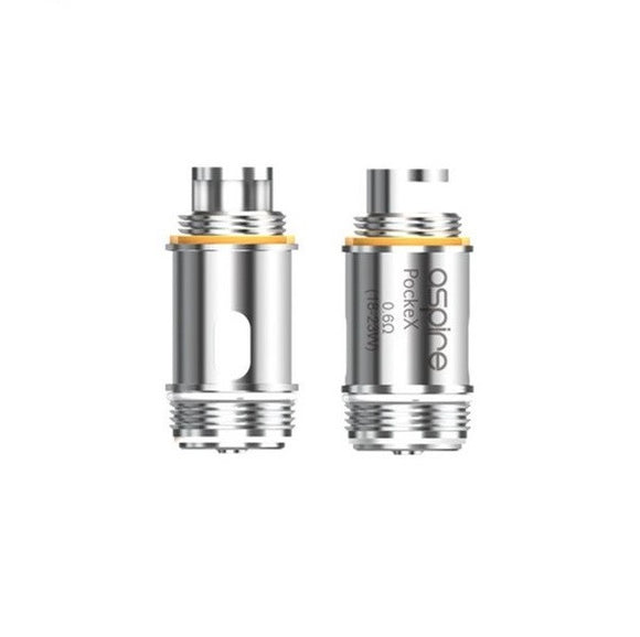 Aspire - Pocke X replacement coil