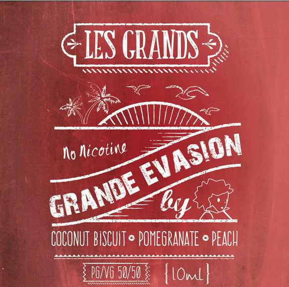 VDLV THE GREATS - GRANDE EVASION