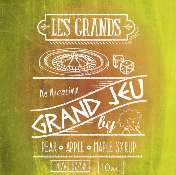 VDLV THE GREATS - GRAND JEU