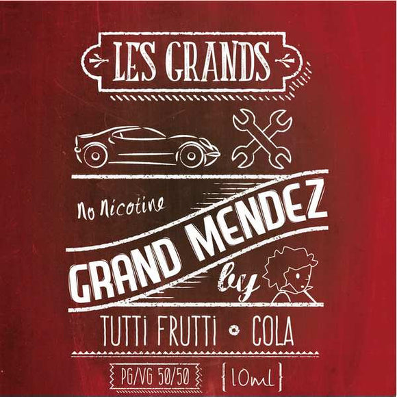 VDLV THE GREATS - GRAND MENDEZ
