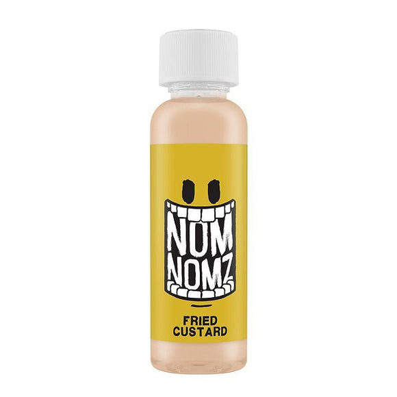 Nom Nomz - Fried Custard 50ml - 00mg - Shortfill