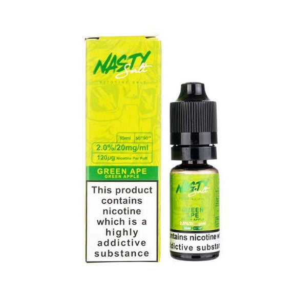 Nasty SALT - Green Ape 10ml