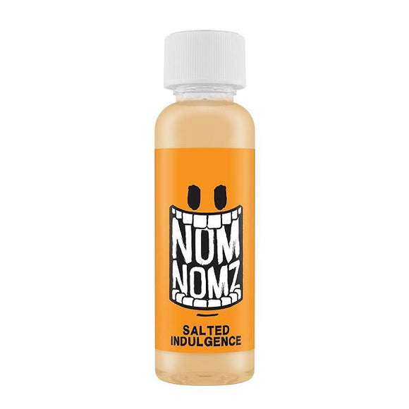 Nom Nomz - Salted Indulgence 50ml - 00mg - Shortfill