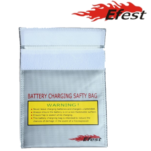 Efest - Battery charging safety bag (Large)