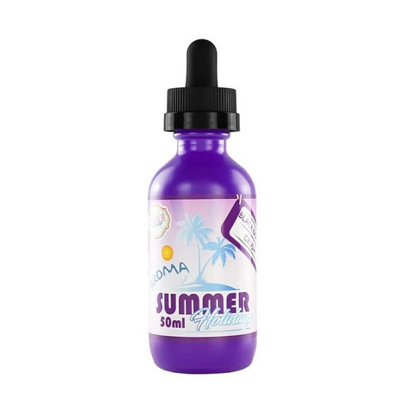 Dinner Lady Summer Holidays - Black Orange Crush 50ml - Shortfill