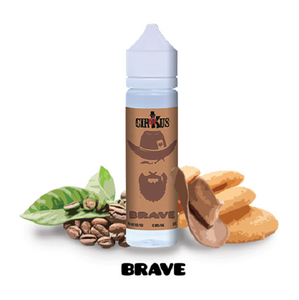 Classic Wanted - Brave - 50 ml - 00 mg - Shortfill