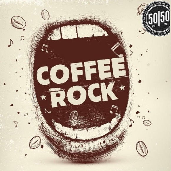 Dark Story 50/50 - COFFEE ROCK