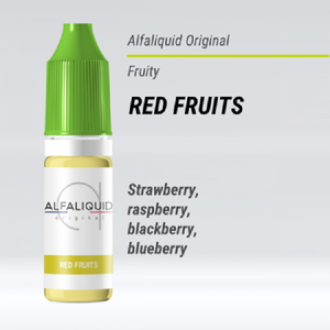 Alfaliquid - RED FRUITS