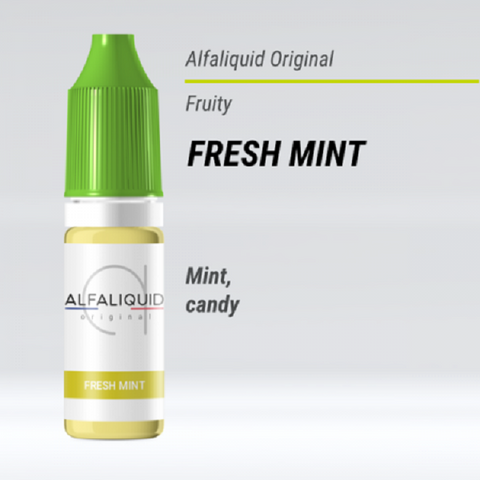 Alfaliquid - FRESH MINT