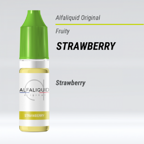 Alfaliquid - STRAWBERRY