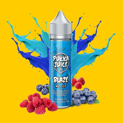 Pukka Juice Blaze No Ice 50ml 0mg