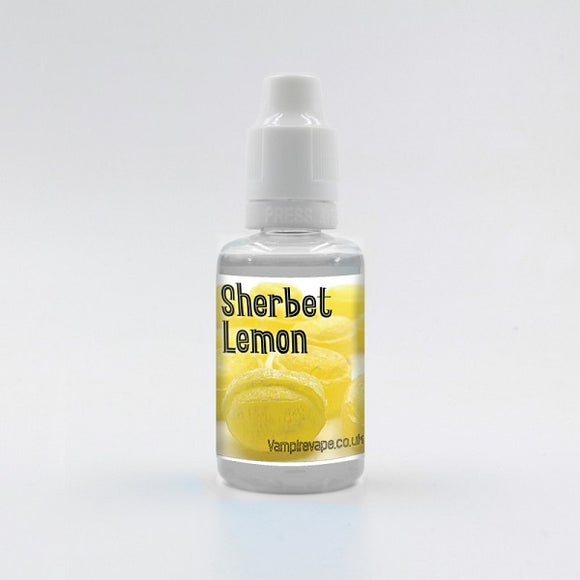 Vampire Vape - Sherbet Lemon Concentrate 30ml