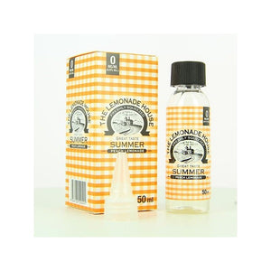 The Lemonade House - Summer 50ml - 00mg - BOOSTED IN AROMAS