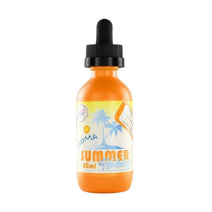 Dinner Lady Summer Holidays - Sun Tan Mango 50ml - Shortfill