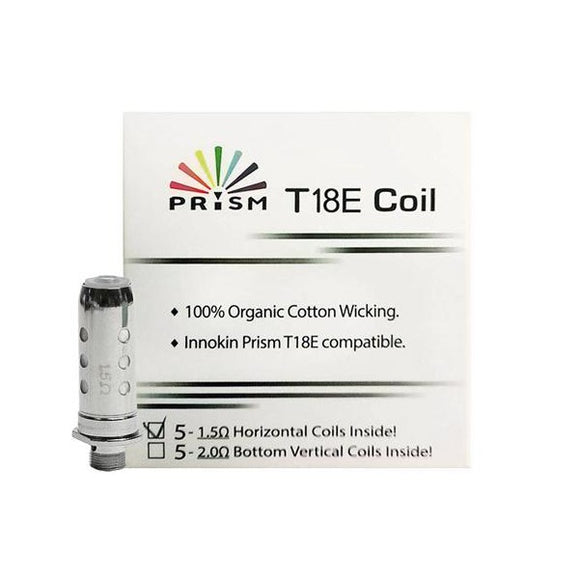 Innokin  - Endura T18E replacement coil 1.5ohm