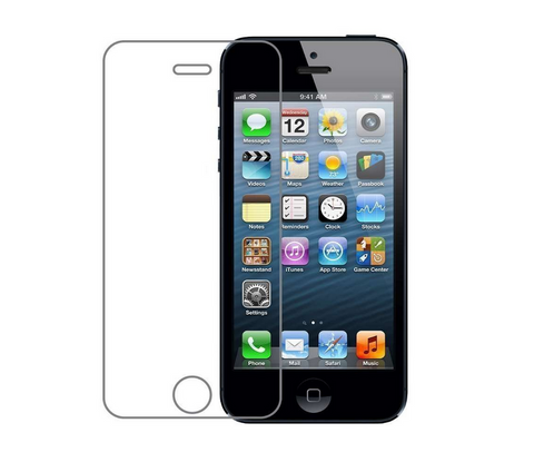 iPhone 5 / 5C / 5S / SE Tempered Glass Screen Protector