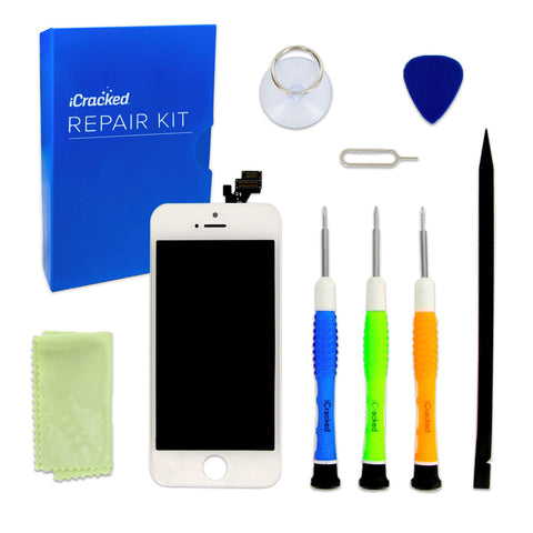 iPhone 5 Screen Replacement DIY Repair Kit