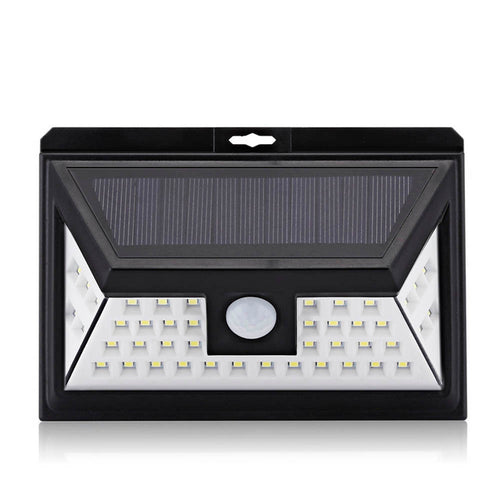 AS-550 Outdoor Solar Security Light (7w)