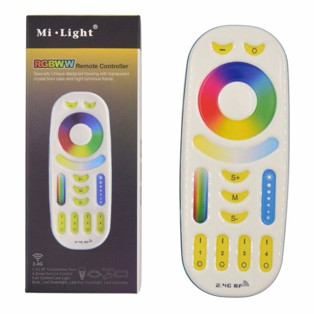 Mi-Light RGBWW Remote Control