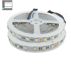 RGBW LED Strip (24v)