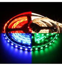 Load image into Gallery viewer, RGB LED Strip (24v) 60 LED/Per M