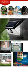 Load image into Gallery viewer, AS-587 Outdoor Solar Security Light (25w)