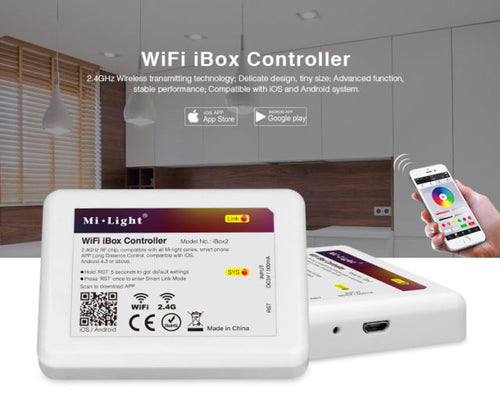 Milight WiFi Bridge Box Controller iBox2