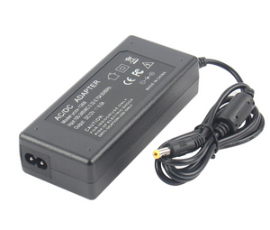 12v Black Indoor Power Supply