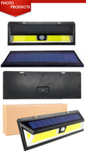 Load image into Gallery viewer, AS-554 Outdoor Solar Security Light (16w)
