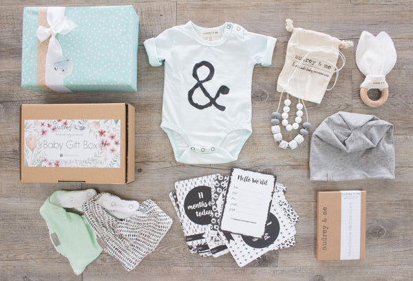 Baby Winter Gift Box - Neutral