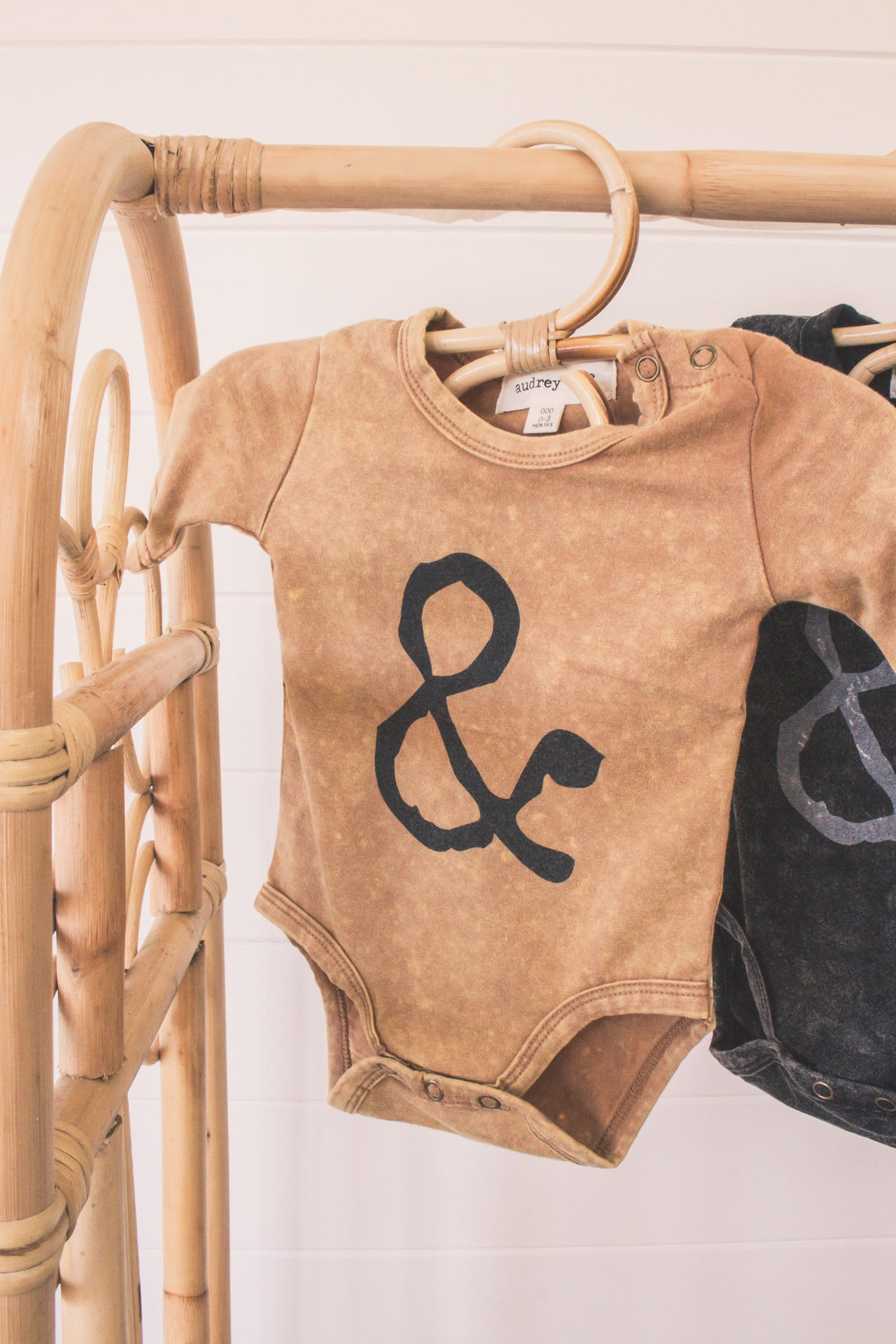 Signature A&M Onesie - Mustard