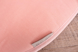 Pram Liner - Linen Dusty Pink (Pre-Order: April)