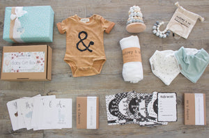 Baby Stacker Gift Box - Neutral