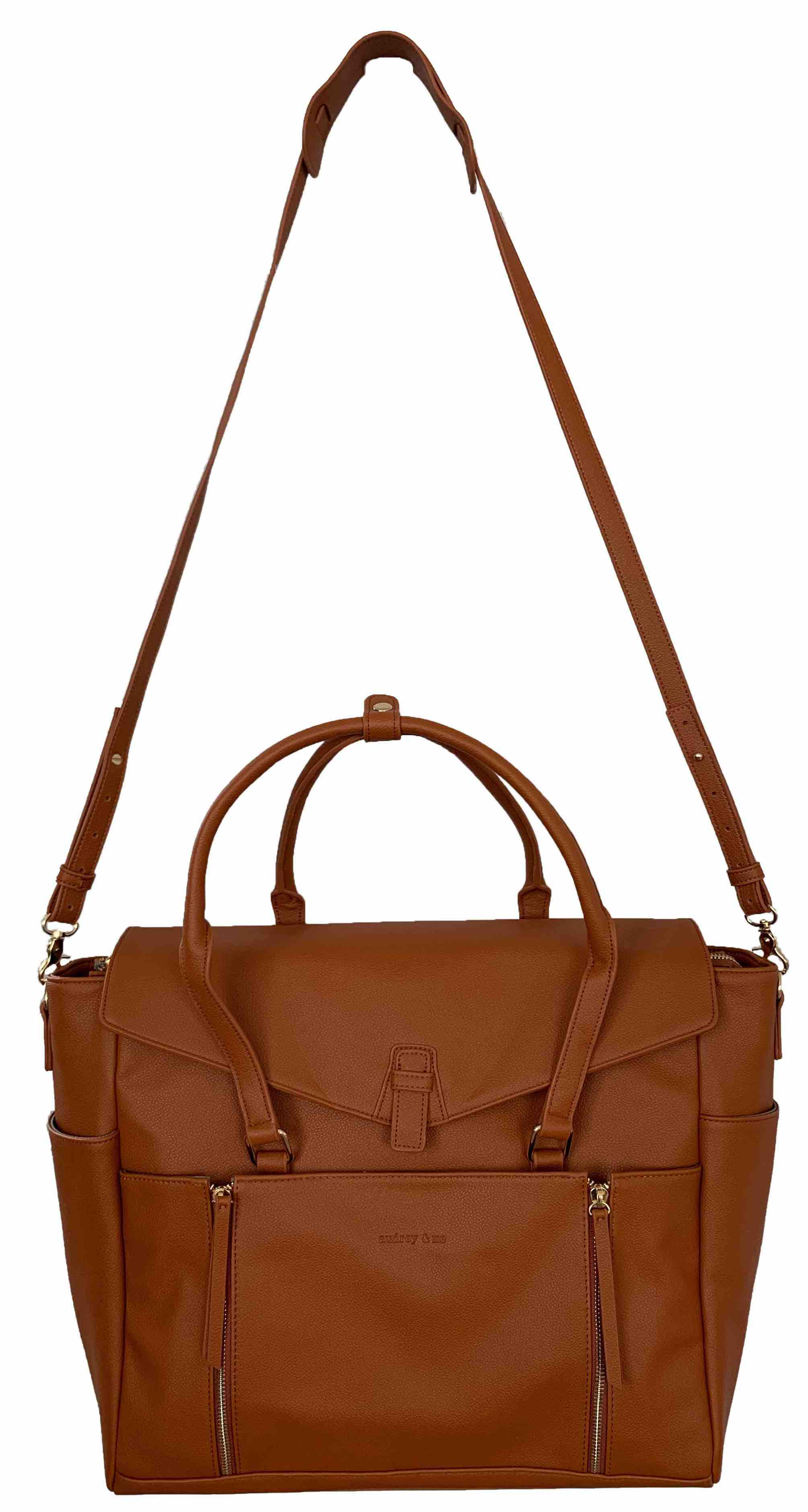 The Adapt Nappy Bag - Tan - PRE ORDER