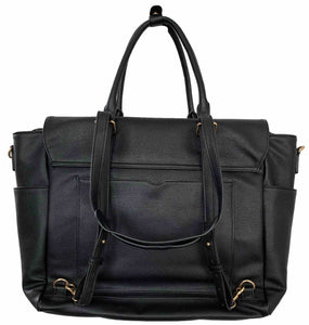The Adapt Nappy Bag - Black