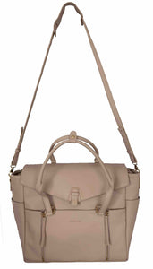 The Adapt Nappy Bag - Nude