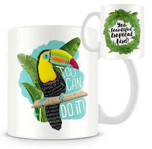 Toucan Do it mug
