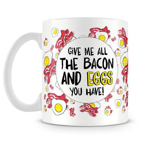 Bacon and Egg mug