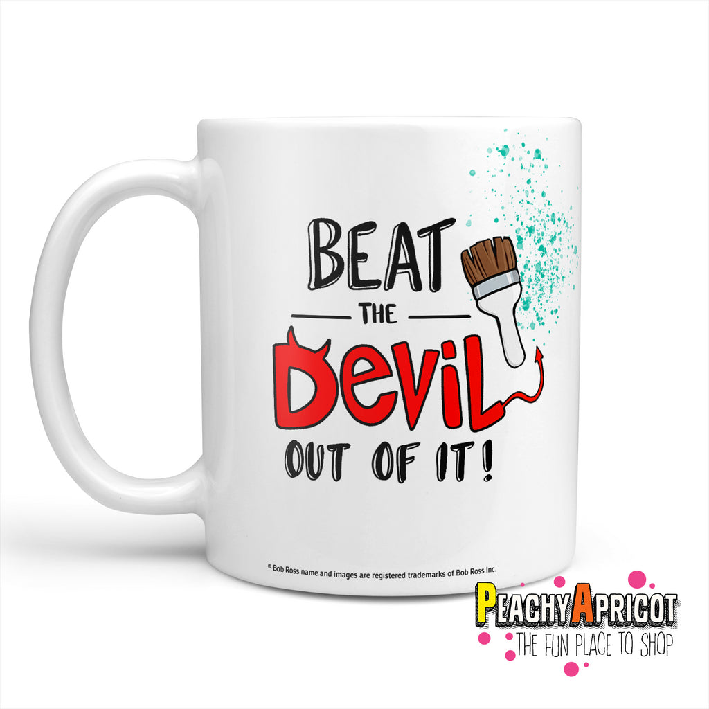 Beat The Devil Mug