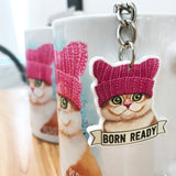 Born ready cat