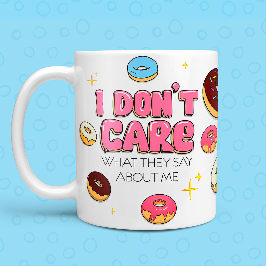 I Just Want To Eat Mug