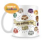 sloth nation mug