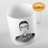 RBG Quotes Mug - PeachyApricot