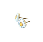 eggs earrings