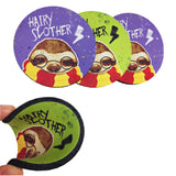 Hairy Slother Coasters